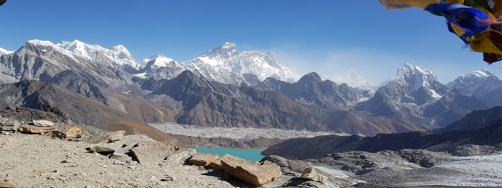 Gokyo Ri Peak Views from Gokyo Lake