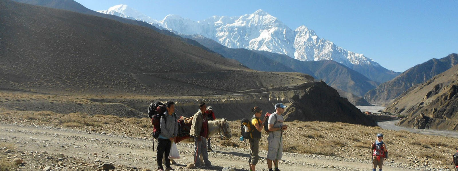 Jomsom and Muktinath Trekking -Lower Mustang