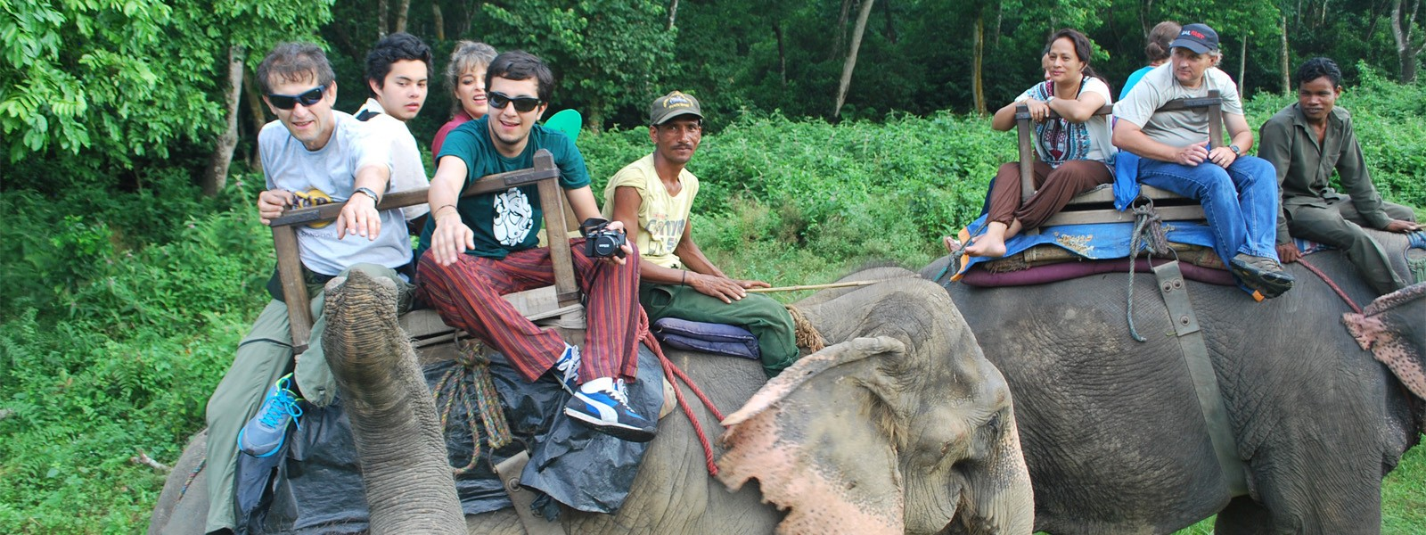 Nepal Jungle activities