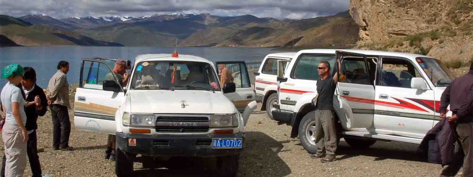7 Night's 8 Days Tibet Overland Tours