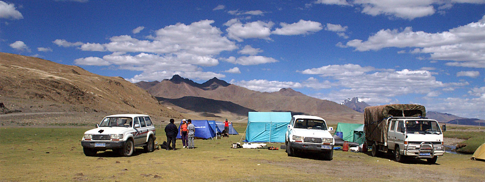 Tibet Overland Tours Packages