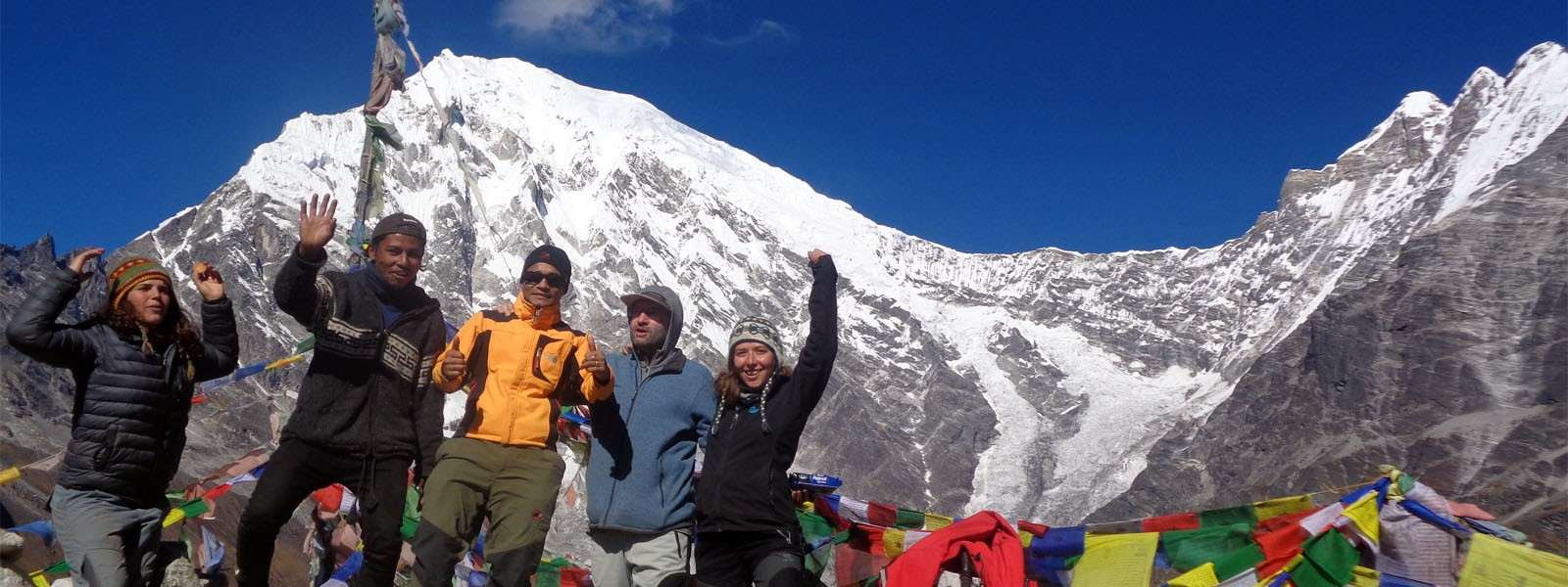 Langtang and Helambu Region Trekking