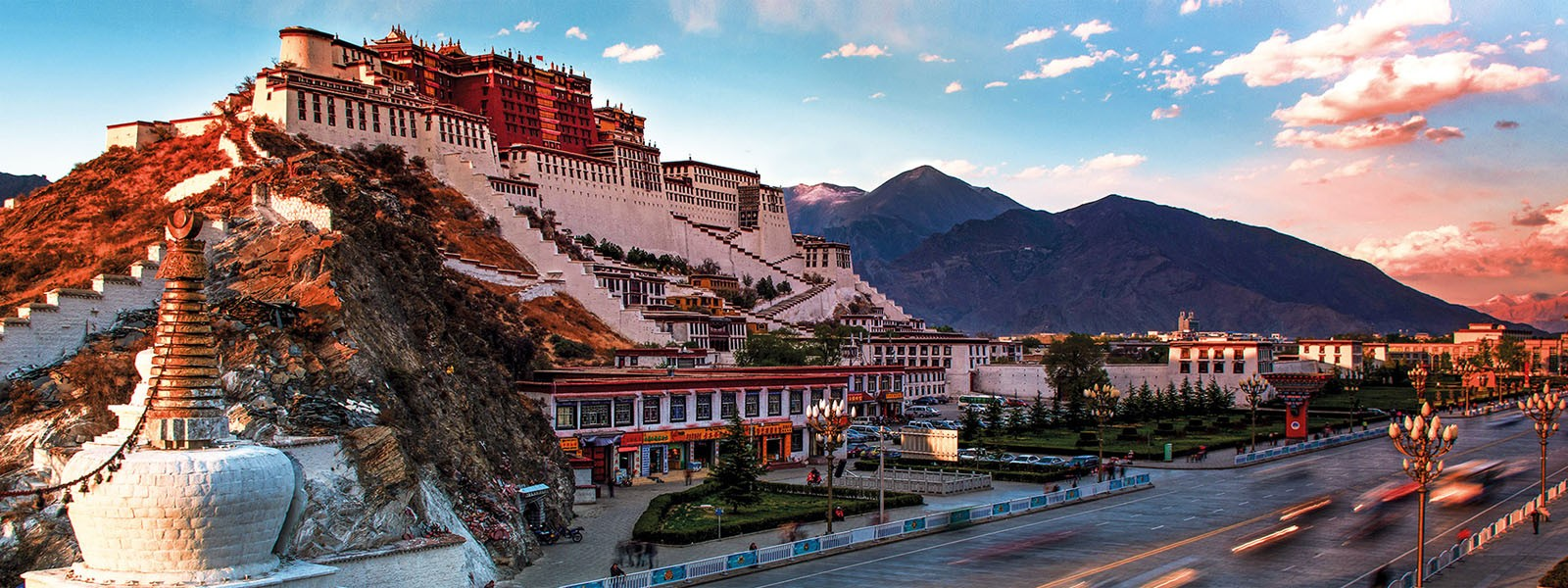 Potala Palace Lhasa to Beijing Tour