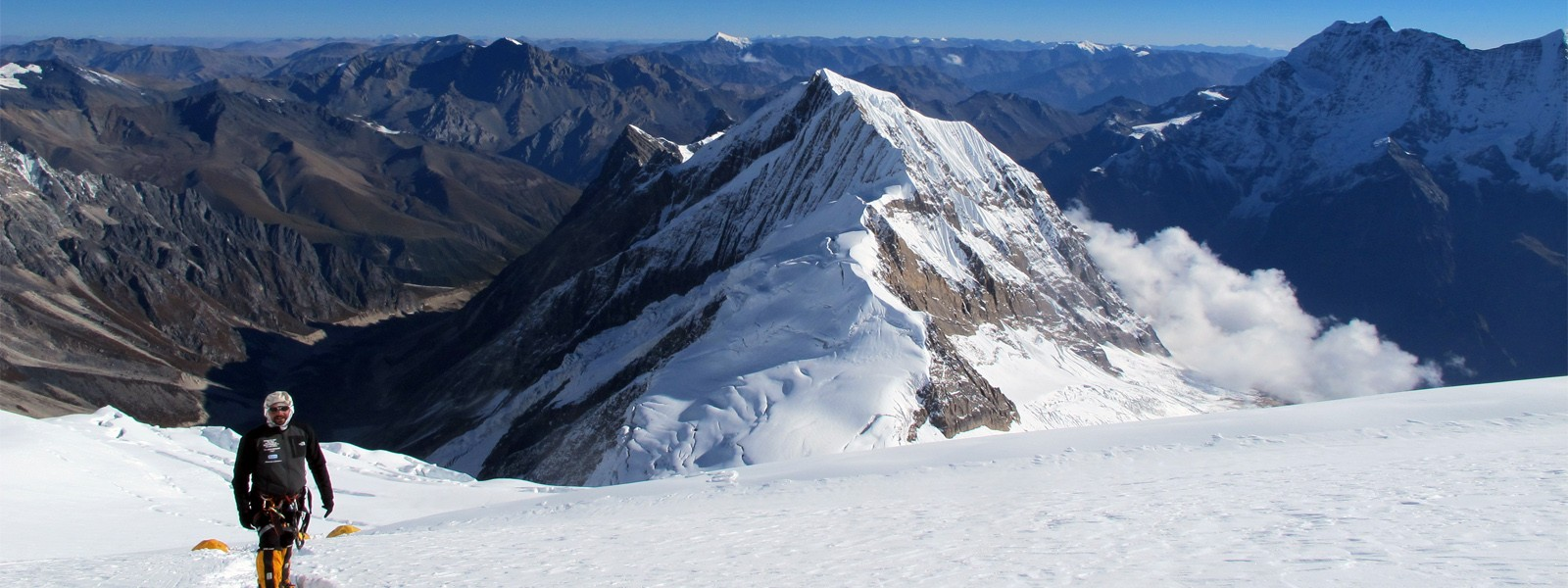 Mt. Manaslu Expedition Nepal