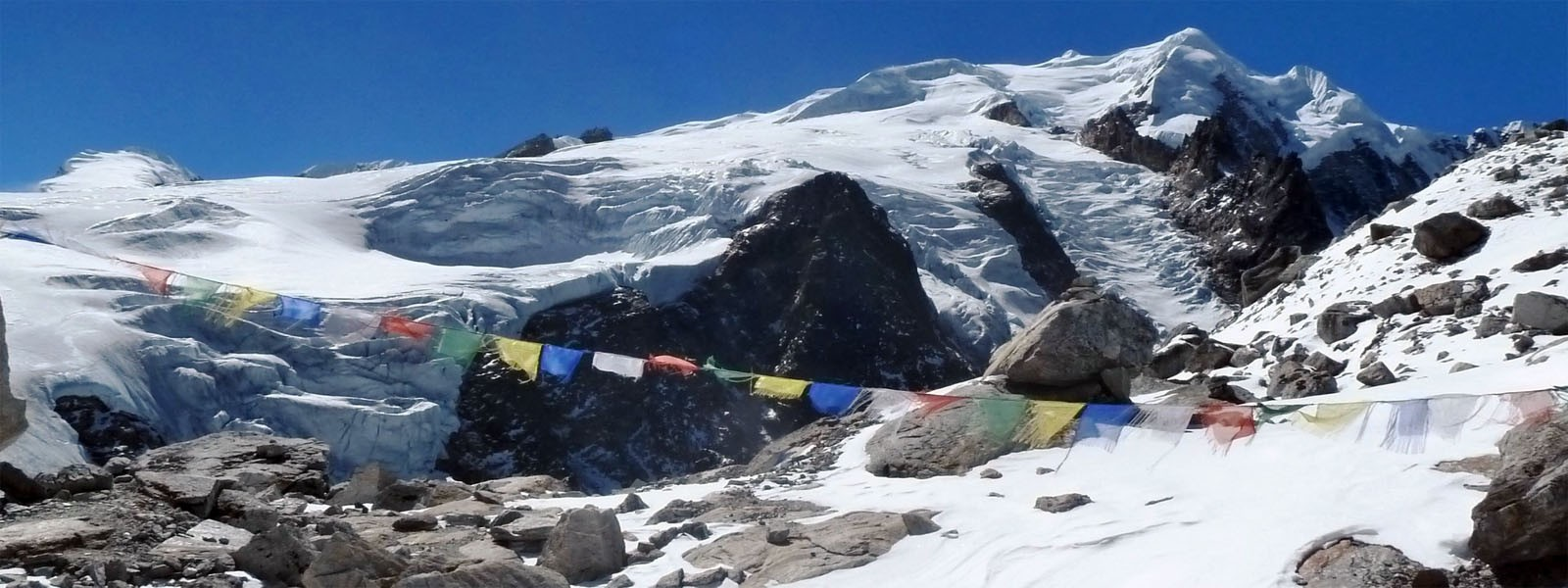 Mera Peak, Baruntse, Makalu Base Camp