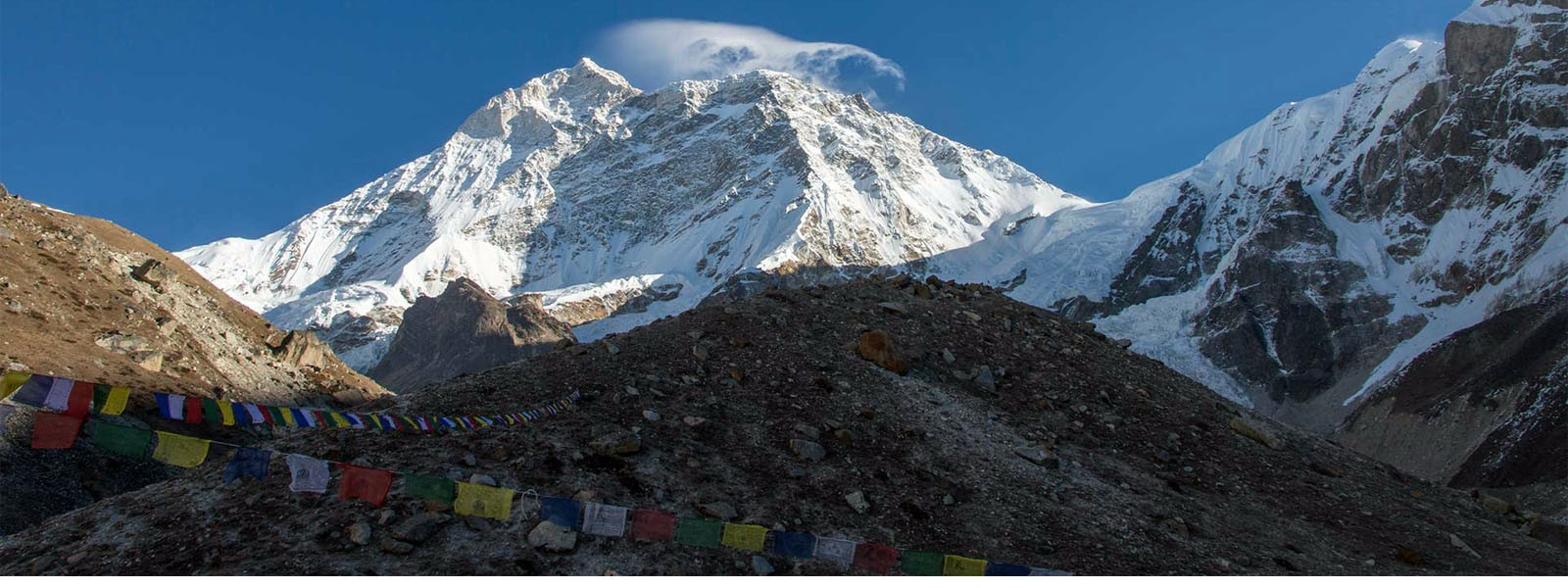 Mera Peak and Makalu Base Camp