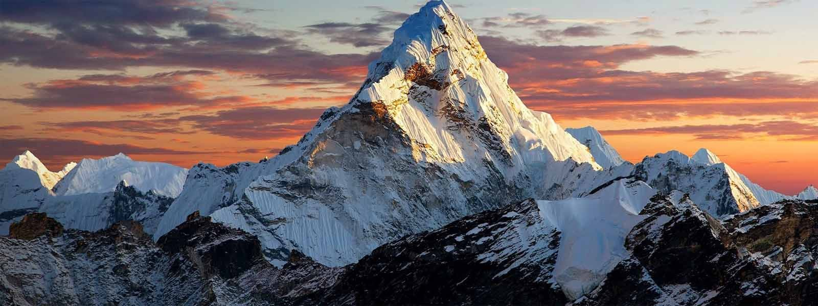 Mount Ama Dablam Expedition