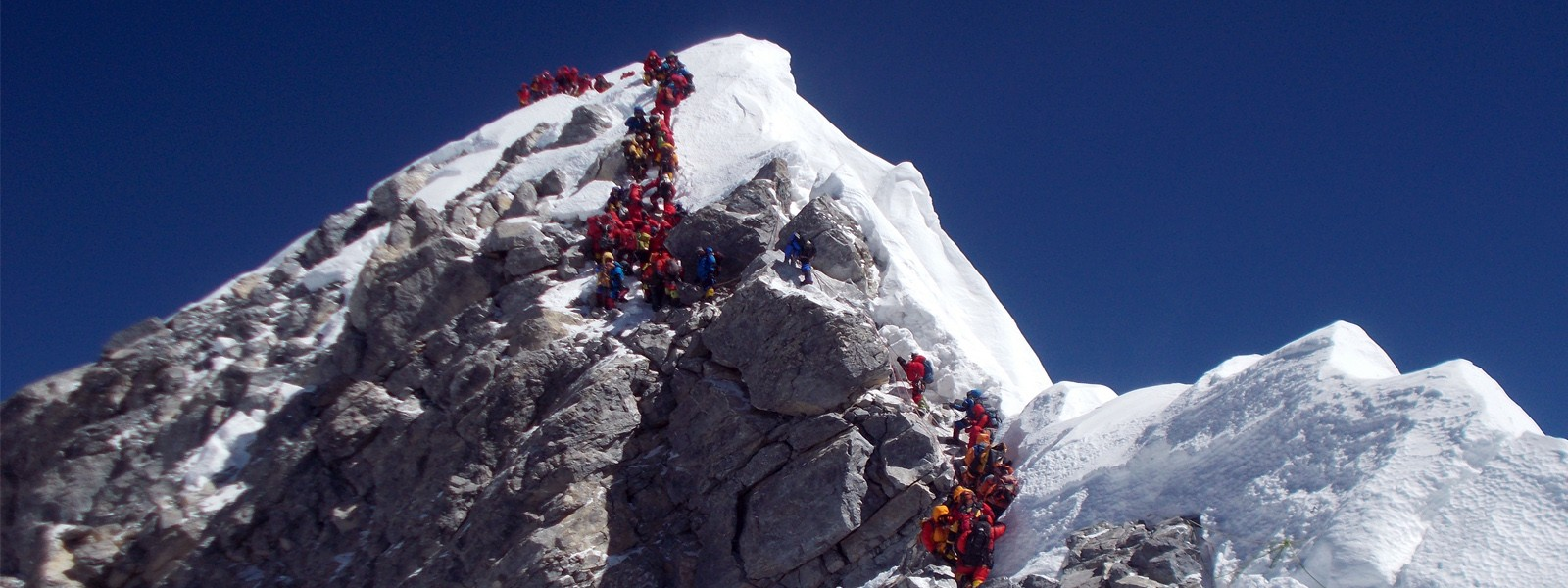 Everest South Col Hillary Step