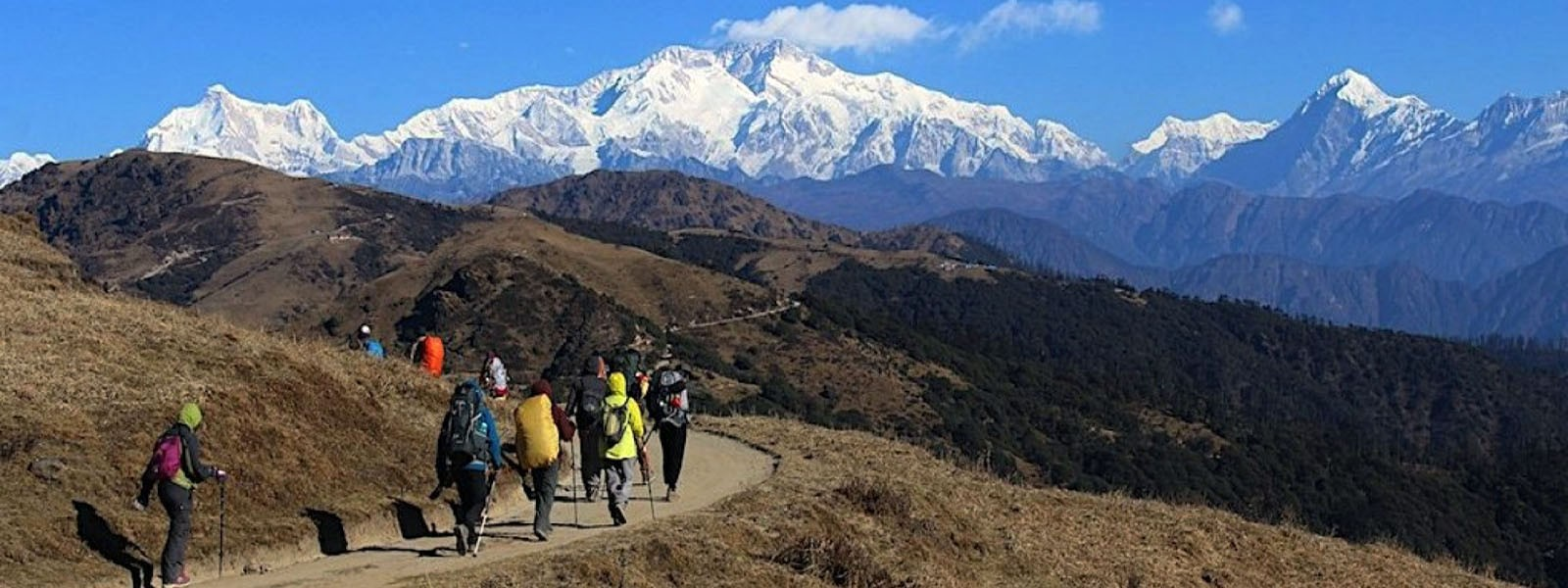 Kanchenjunga North and South Base Camp Trekking