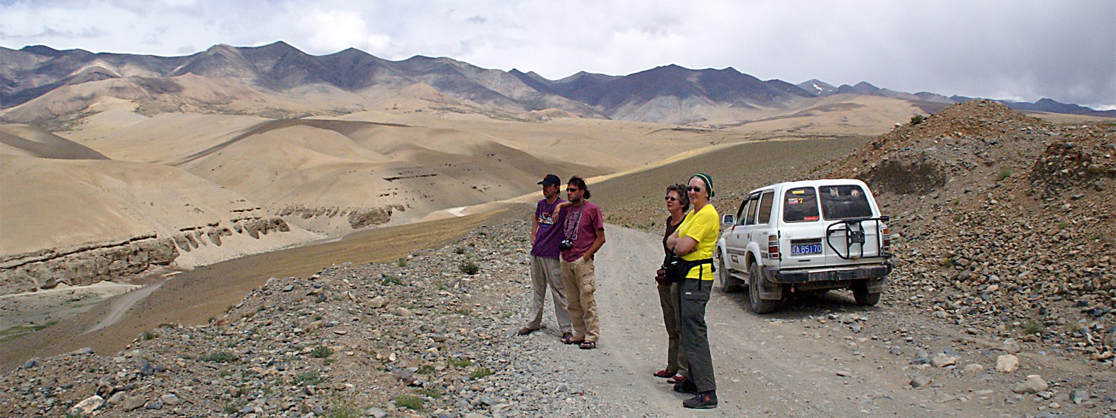 Overland Tours in Tibet Region