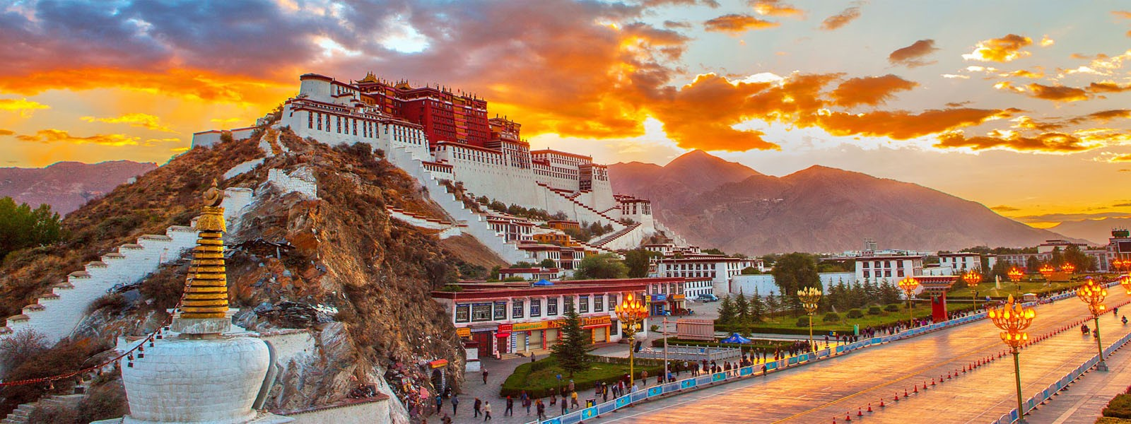 Potala Palace visit and Kharta Valley Trekking