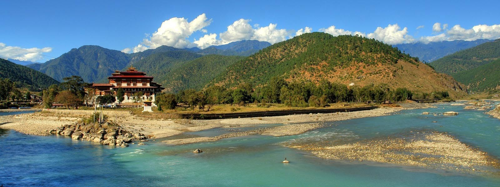 Journeys to Druk-Yul Bhutan