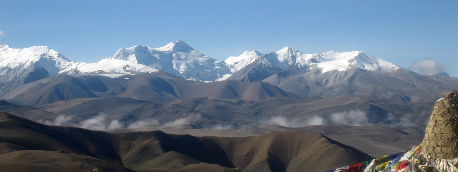 Shishapangma South West Face Expedition