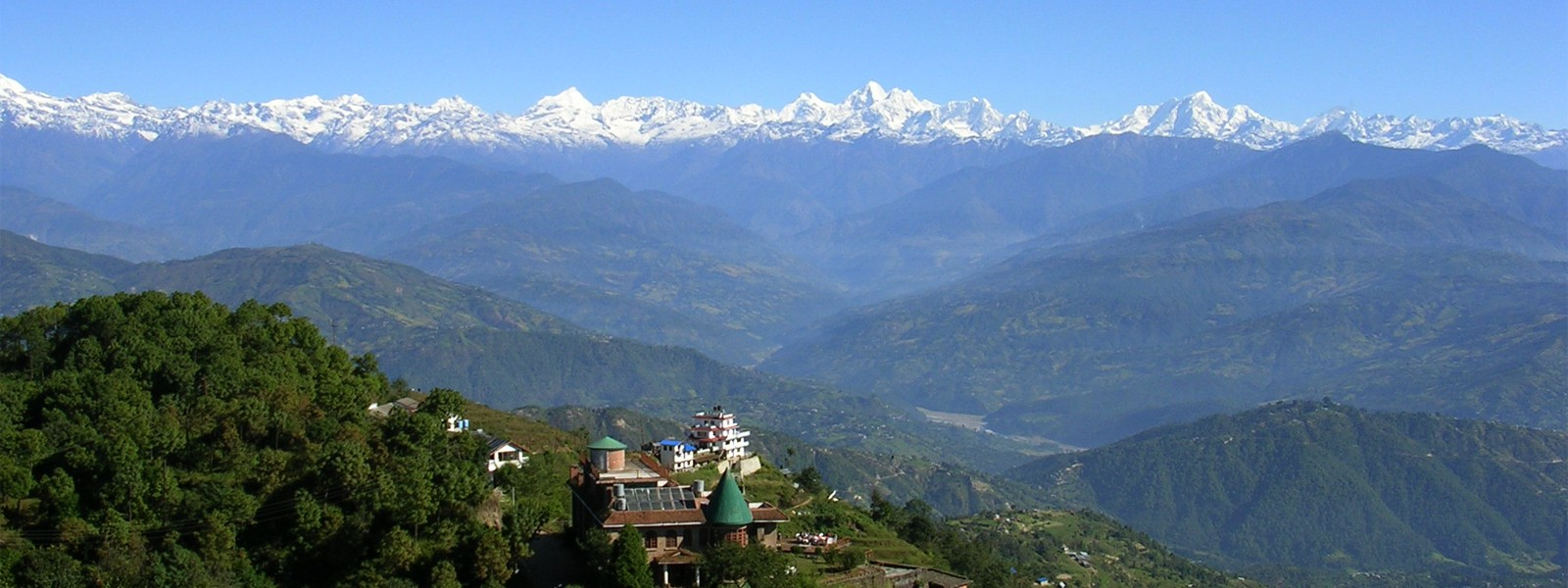 Shivapuri with Nagarkot Hill Trekking