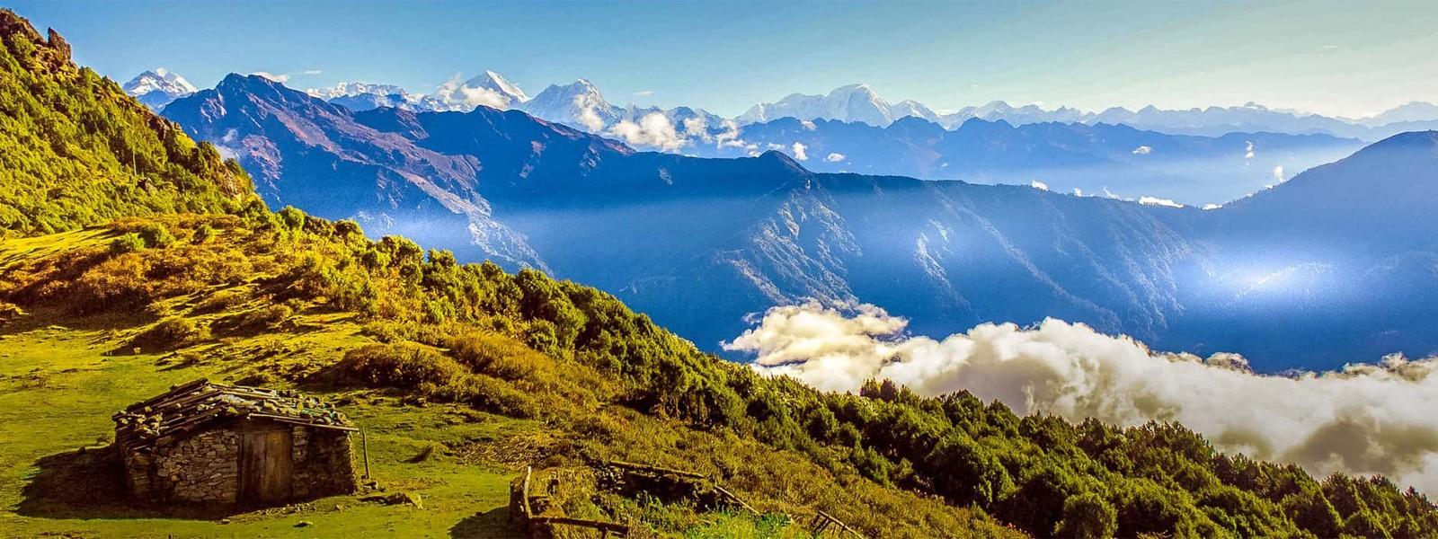 Shivapuri, Chisopani and Nagarkot Trek