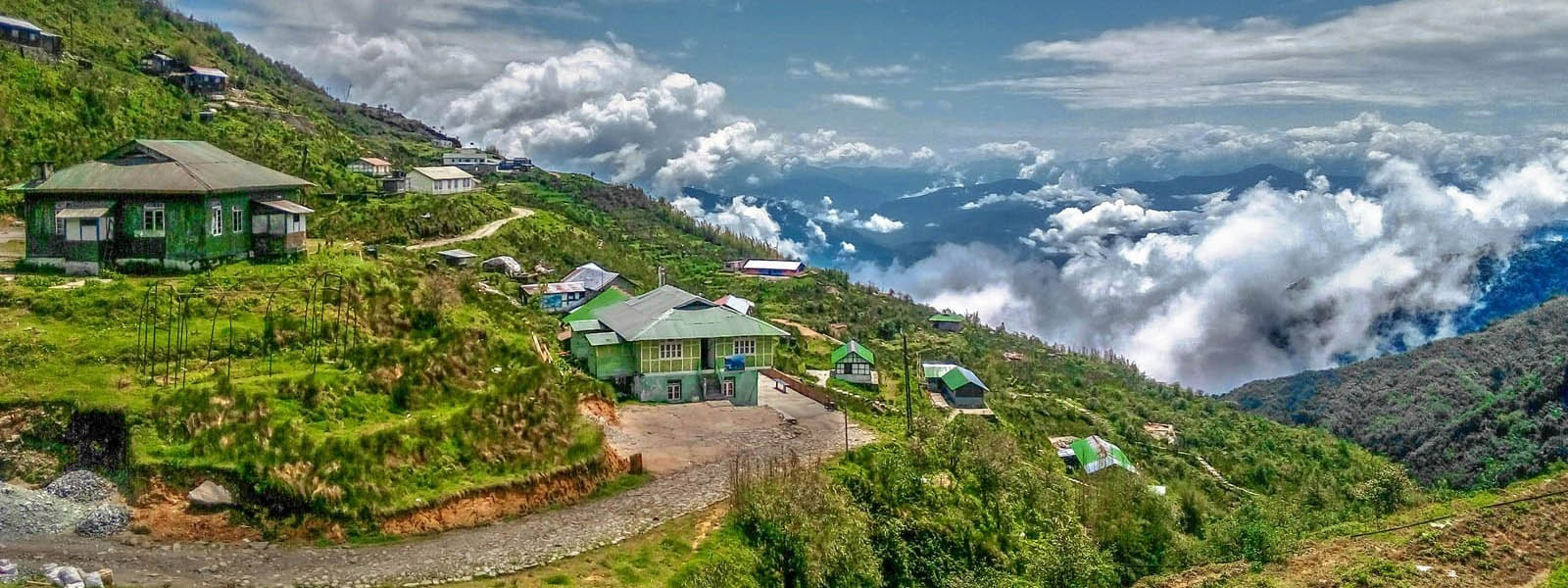 Tour around Sikkim and Darjeeling