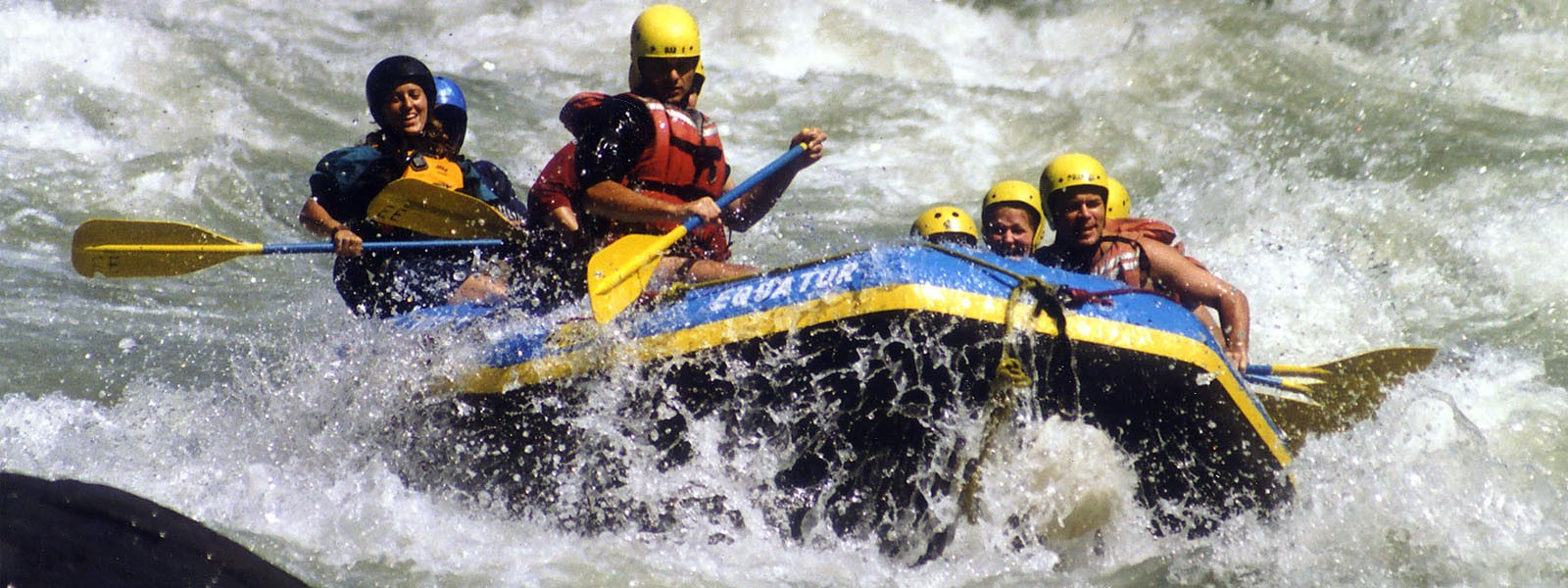Sun Koshi white water Rafting