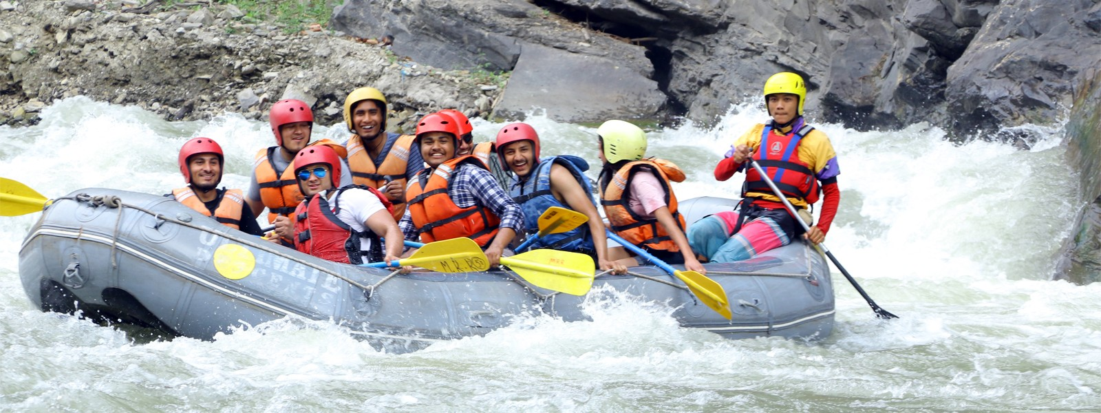 Sun Koshi River Adventure