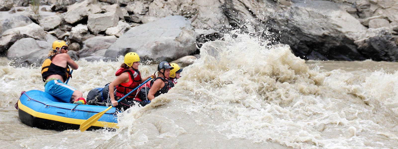 Tamor River white water Rafting