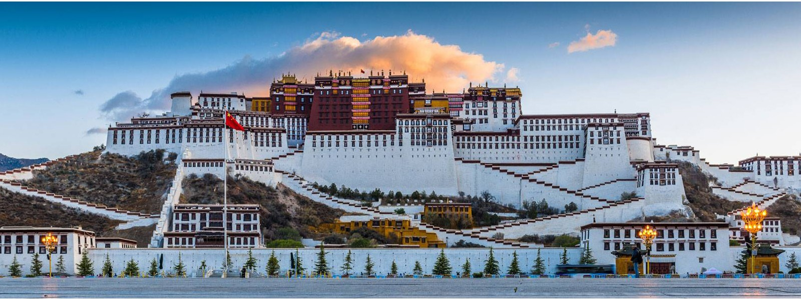Ganden and Samye Monastery Overland Tours in Tibet