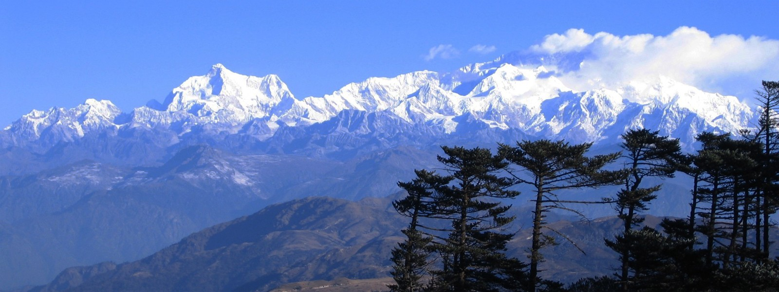 Singalila Trekking from Sikkim India