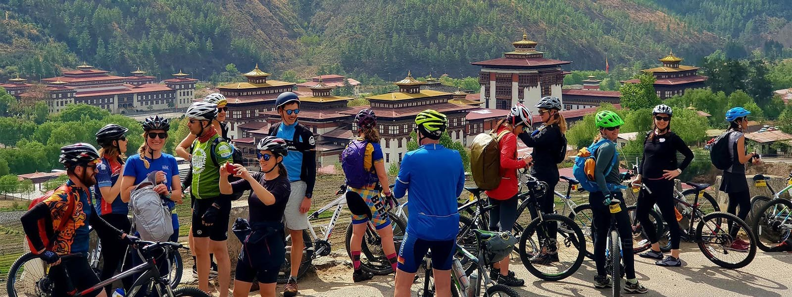 Bhutan Biking Adventure
