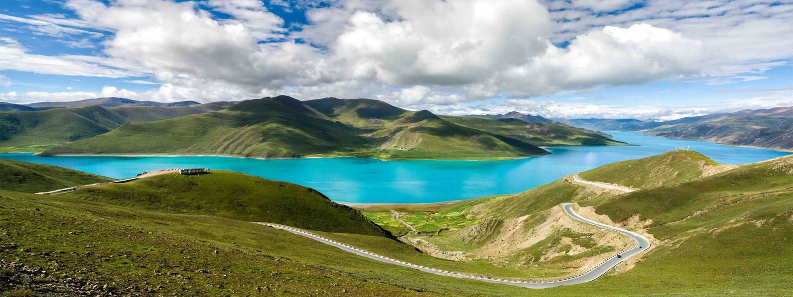 Yamdrok Lake and Kharta Valley Trekking