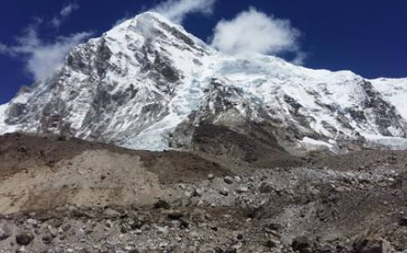 Ama Dablam and Pumori Expedition