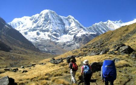 Annapurna Base Camp - Short trek