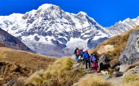Annapurna Circuit with ABC Trek
