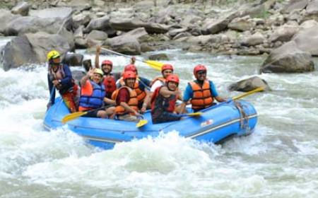 Arun River Adventure