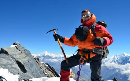 Dhampus Peak Expedition