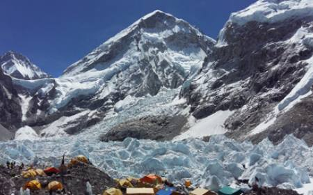 Everest Base Camp with Island Peak (Imja Tse)