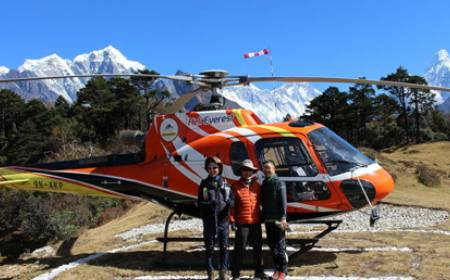 Everest Heli Trekking