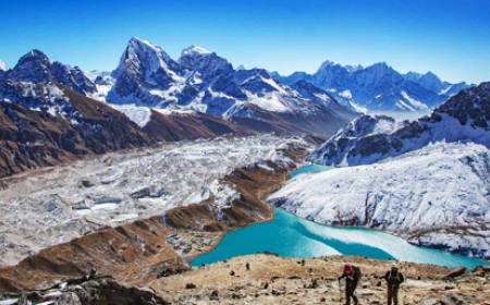 Gokyo Lake and Everest Base Camp Trek