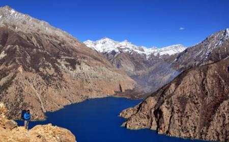 High Passes of Dolpo and Shey Phoksundo Lake
