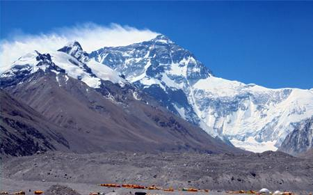 International Everest North Col Expedition-Lhasa