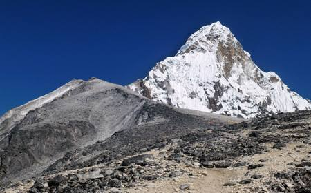 Island Peak and Ama Dablam Expedition