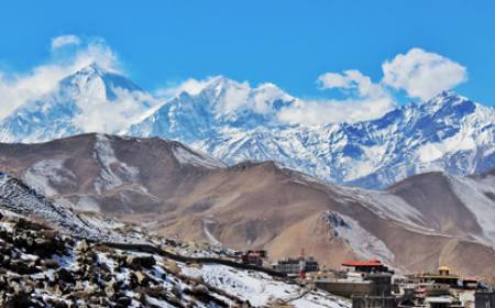 Jomsom and Muktinath Trekking
