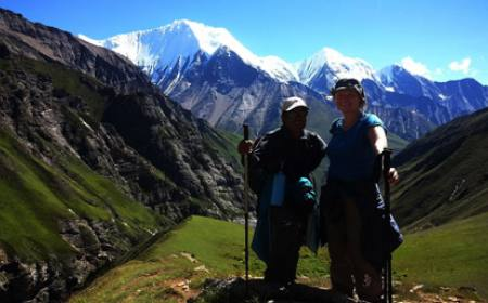 Kagmara Pass and Dolpo Trek