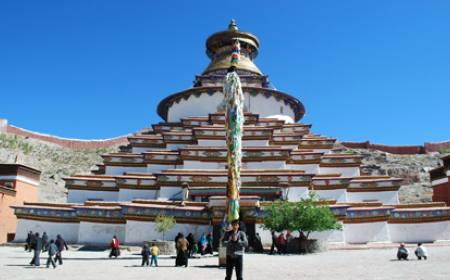 Lhasa City Tours - 9 Days