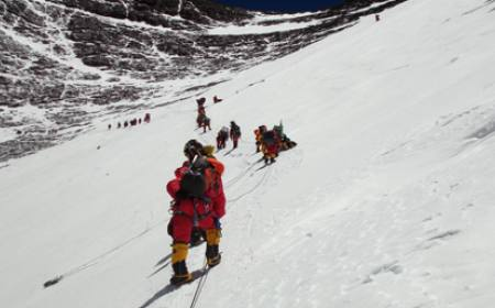 Lhotse Middle Expedition