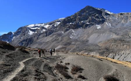 Lower Dolpo and Kagmara Pass Trekking