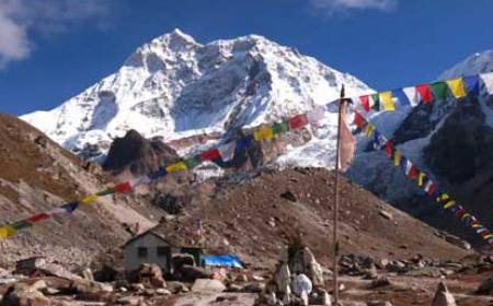 Makalu Base Camp and Shipton Pass Trekking