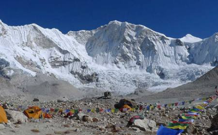 Mount Baruntse Peak Expedition