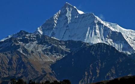 Mount Churen Himal Expedition