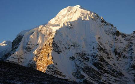 Mount Dorje Lakpa Expedition