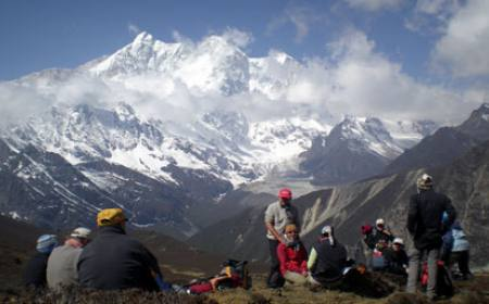 Mount Everest Unknown Kangshung Face Trek