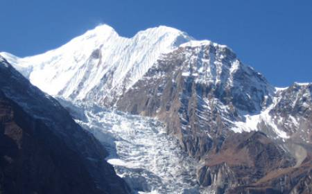 Mount Gangapurna Expedition