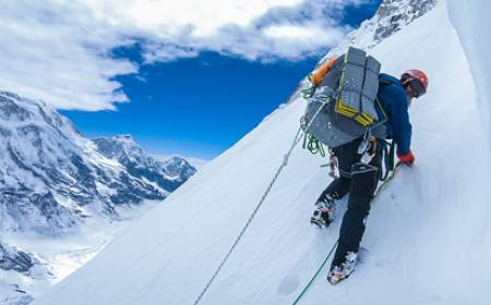 Jannu Himal Expedition